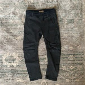 Zara boys twill pants